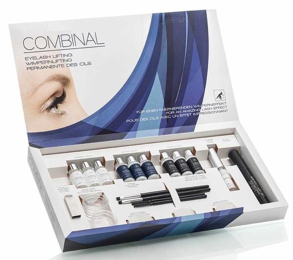 Combinal Eyelash Lifting Kit Big (60 Anwendungen)