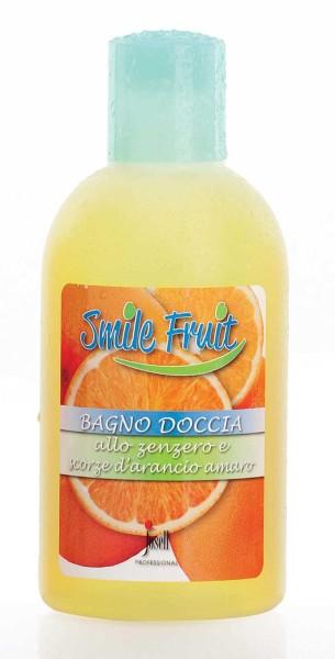 Smile Fruit Duschgel - Ingwer-Orangenschale 1Liter