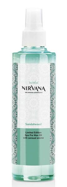 Pre Wax Öl Nirvana Sandelholz, Vorbehandlungsöl Italwax, 250ml